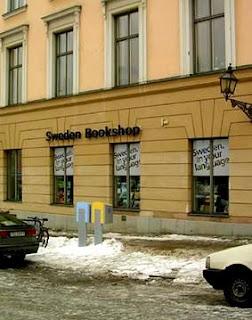 Sweden Bookshop Stockholm