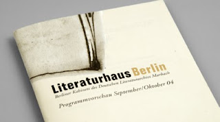literaturhaus berlin program