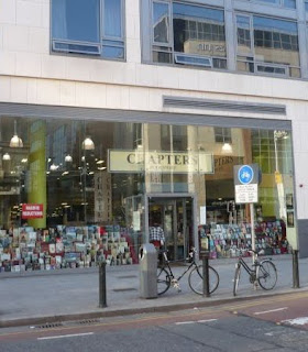 chapters bookstore dublin