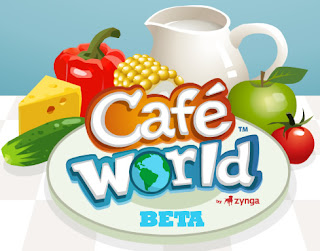 Cafe World in Facebook