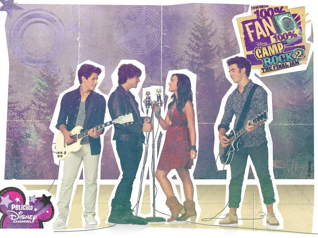 Camp Rock 2 - Wallpapers de Disneylatino.com