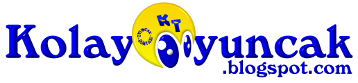 KOLAYOYUNCAK Yeni Oyuncaklar www.kolayoyuncak.com blog sitesidir