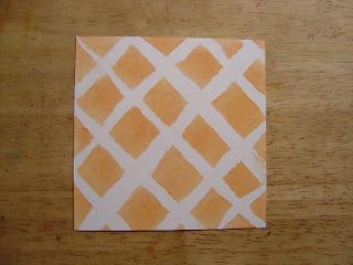 Technique au masking tape ou scotch de peintre DSC06433