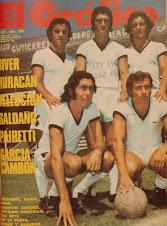 """ALLBOYS en """"El Gráfico"""" 1974"""