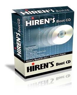 Hirens BootCD v9.9