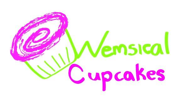 Wemsical cupcakes