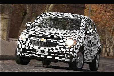 Foto oficial de Chevrolet Agile