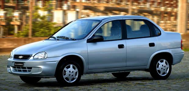 Chevrolet Classic 2010