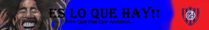 Es LO Que HaY!!