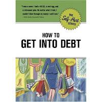 get into debt