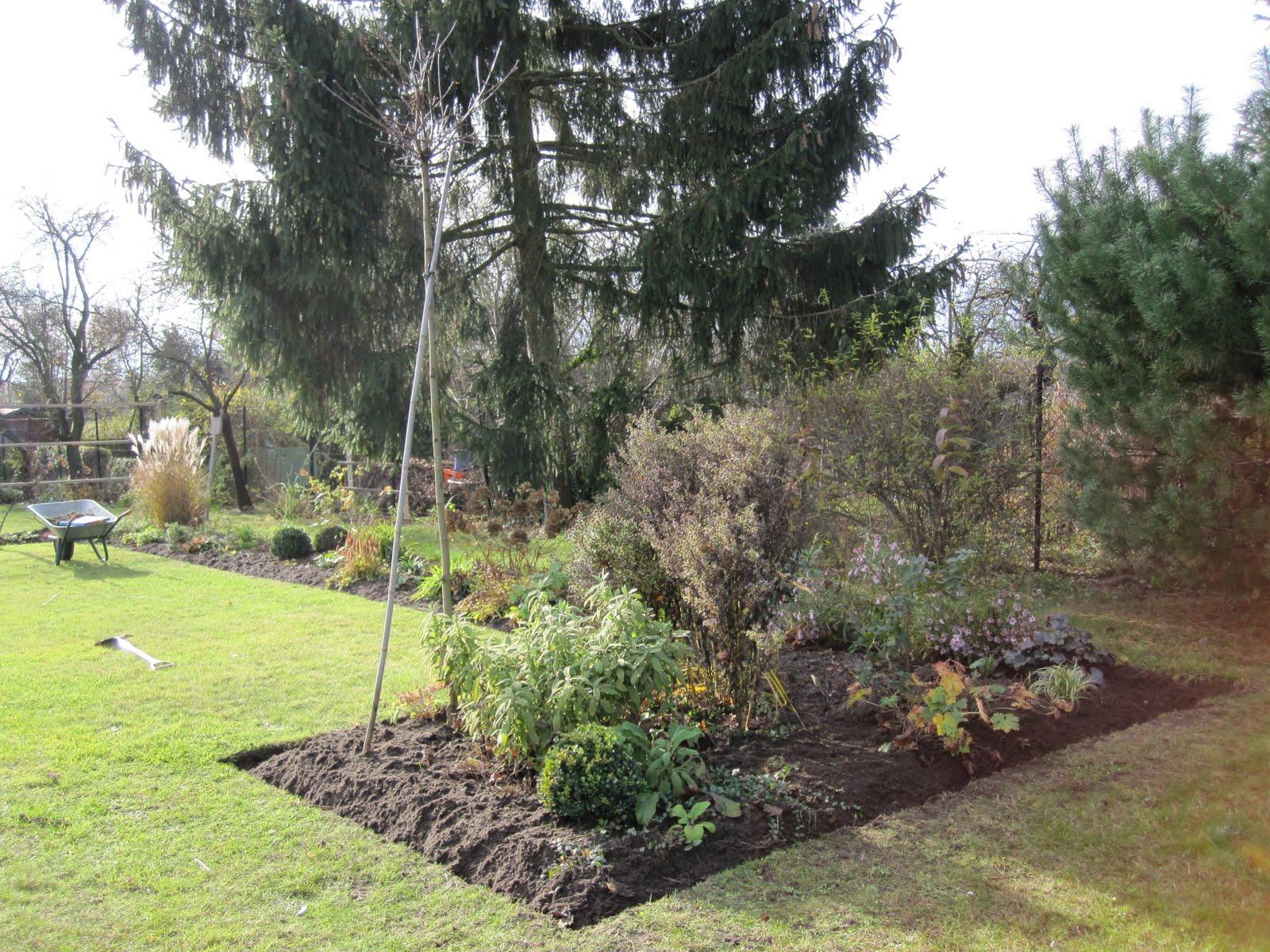 Gartenglück im Wandelgarten: 2009