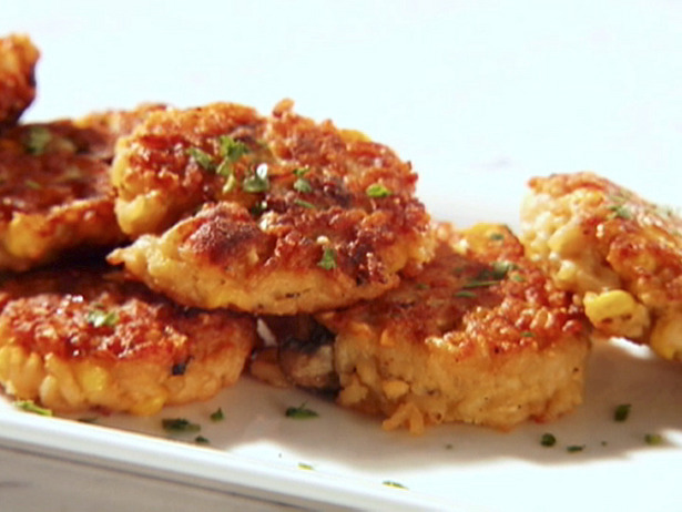 The Vegan Tummy: Vegan Risotto Cakes