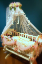 Decoration/Hiasan Cradle 02 (pink)