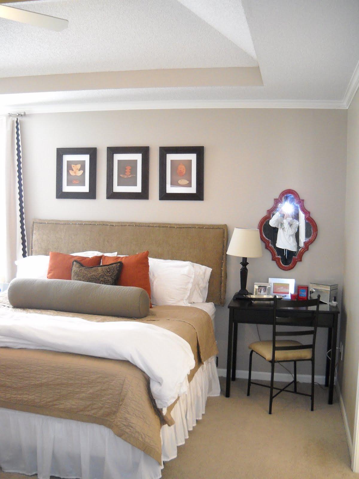Master Bedroom Redo master bedroom makeover - suburban spunk! - diy show off ™ - diy