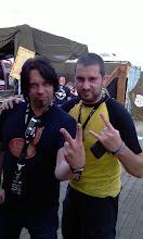 с Leif Edling от Candlemass