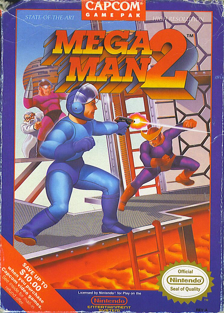 Megaman 8 Bit. at just how many Mega Man