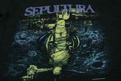 sepultura chaos ad  Sepultura 'CHAOS A.D' 1993