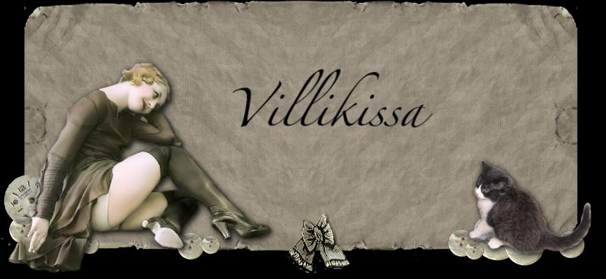 Villikissa