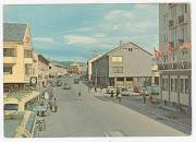 Storgata i Bodø ca 1960