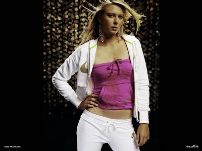Maria Sharapova  on Amazing Lovely Wallpapers  Maria Sharapova Hot Images