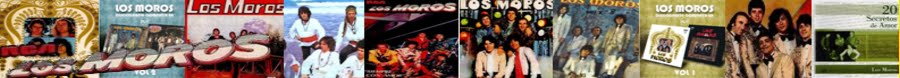 Los Moros: Por la Discografa Completa