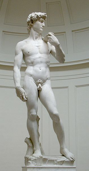 2) David