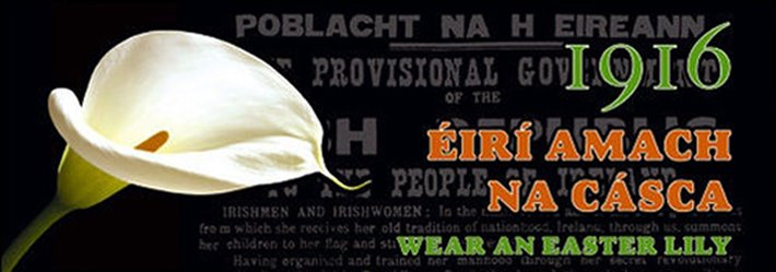 Wear an Easter Lily