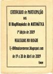 BLOGOLIMPÍADAS DE MATEMÁTICA
