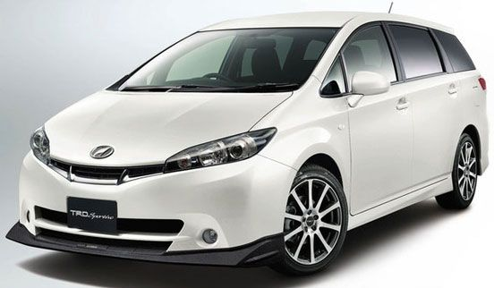 Pellerito Blog Toyota Wish トヨタ ウィッシュ(toyota Wish