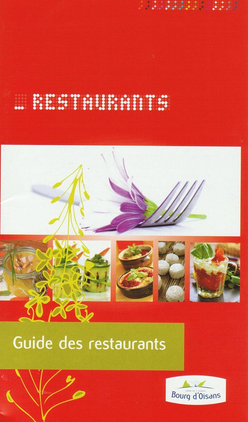 News de l 39 office de tourisme bourg d 39 oisans nouveau guide des restaurants de bourg d 39 oisans et - Bourg d oisans office tourisme ...