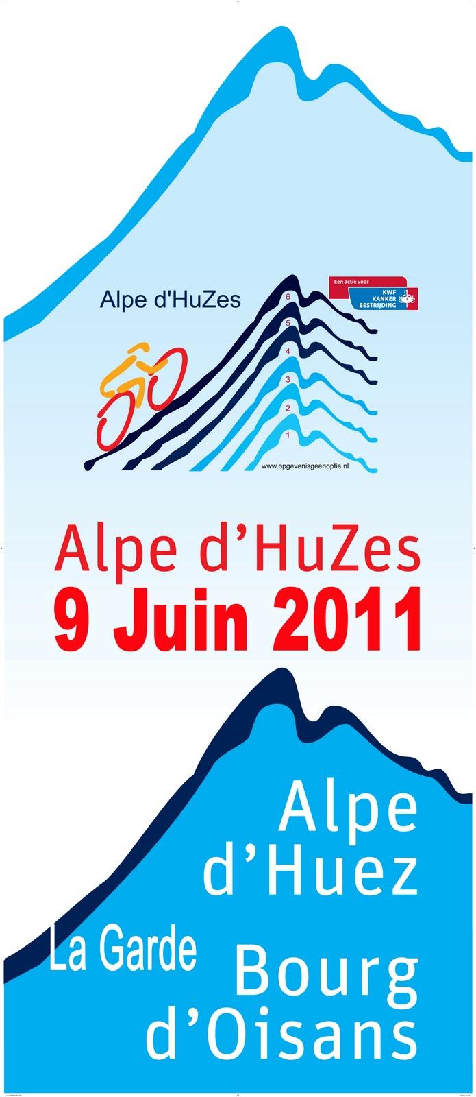 Alpe d'HuZes 2011