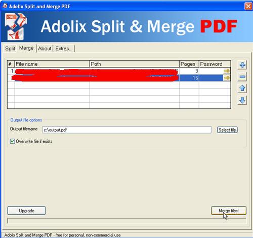 file pdf menggunakan tool dari adolix cara menggabungkan file pdf