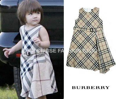 """ "" ������� ...! suri-burberry-dress.jpg"