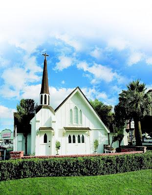 En esta capilla se casaron Ricardo y Leslie