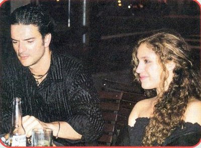 Ricardo Arjona y Leslie Torres Arjona