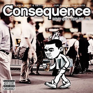 Consequence & Kid Cudi - Buggin' Out 09