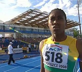 lgbt news, lgbt-news.com, gay news, Caster Semenya,  gender test, gender controversy, IAAF, ASA, sexual identity
