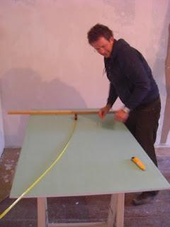 wohnungsrenovierung rigips montieren und wand verputzen. Black Bedroom Furniture Sets. Home Design Ideas