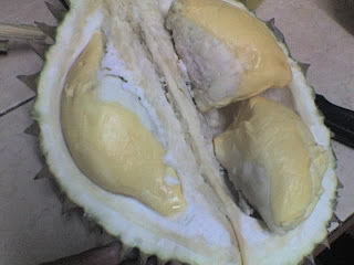 durian oh durian...
