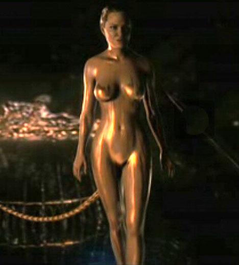 angelina jolie naked bed scene