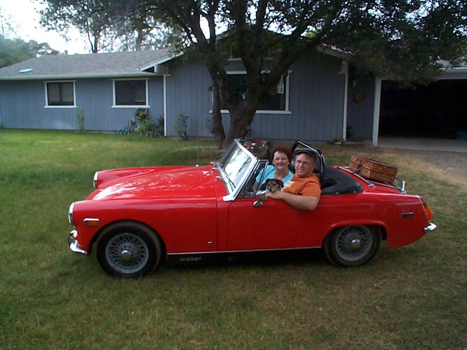 S & K in the Mini-MG