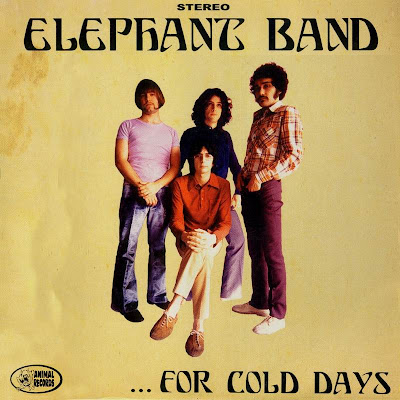 "18 RODAS: ELEPHANT BAND ...For Cold Days (10"", Animal, 1998)"