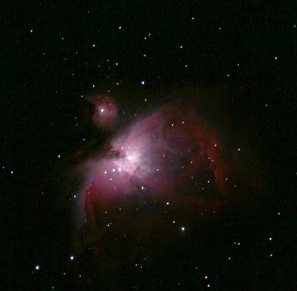 Nebulosa M42 en Orión