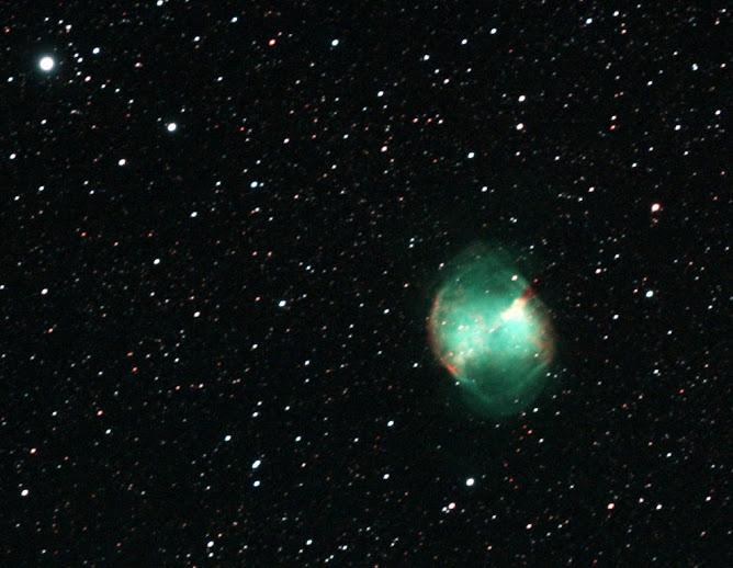 Nebulosa planetaria M27