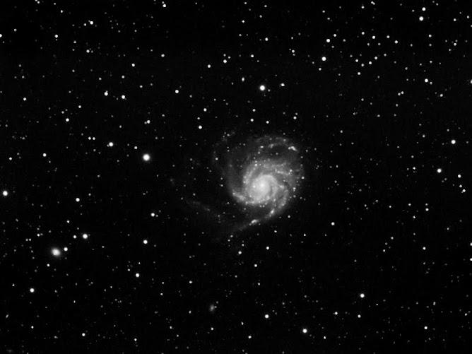Galaxia M 101