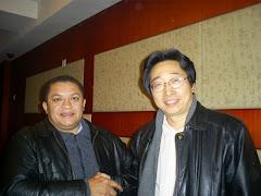 JOSÉ ANTONIO SIMÃO RODRIGUES É RECEBIDO PELO PRESIDENTE DO PC CHINÊS/2008
