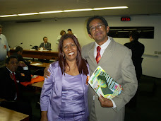 Em audiência em Brasilia pela redução de jornada de trabalho para 40 horas Eunice Cabral