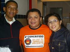 José Antonio da Força São Paulo com Dirigentes do Vestuário de Limeira