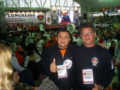 JOSÉ ANTONIO E JOSÉ RICARDO LEITE DIRIGENTE DA CONACCOVEST DA REGIÃO SUL.