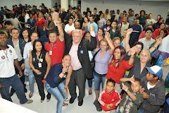 JOSE ANTONIO APOIA PAULINHO DA FORÇA E RAMALHO PARA DEPUTADO EM SP 1212 E 45 122